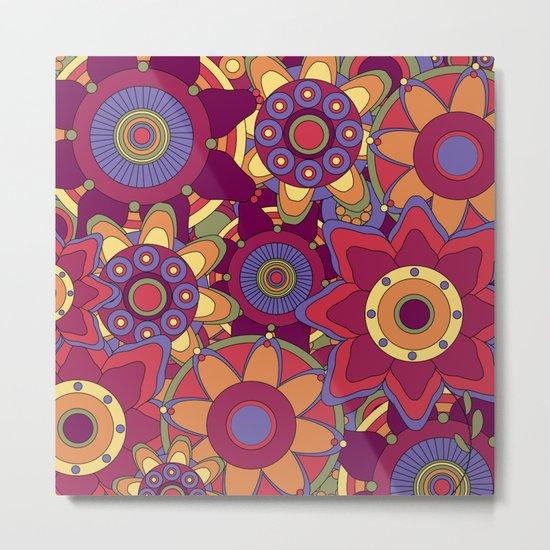 Flower 16 Metal Print