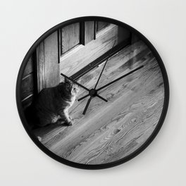 Lives ith Dogs Wall Clock