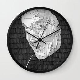 Harry Lime. Wall Clock