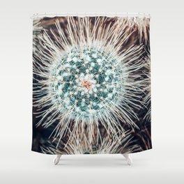 Cactus Study #1 Shower Curtain