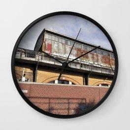 Tube Station - Berlin Wall Clock