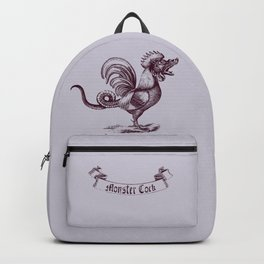 Monster Cock Backpack