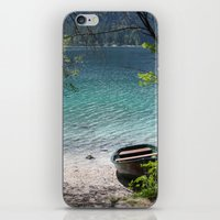 boat iPhone & iPod Skins featuring Boat by L'Ale shop