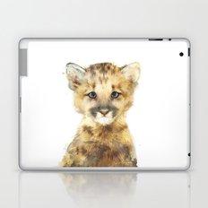 Little Mountain Lion Laptop & iPad Skin