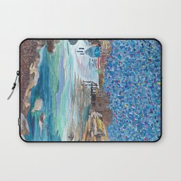 In the Cove Laptop Sleeve