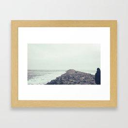 Vik, Iceland Framed Art Print