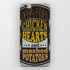 Chicken Hearts iPhone & iPod Skin