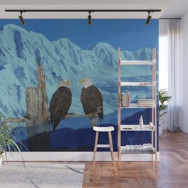 Seeing Double! Wall Mural