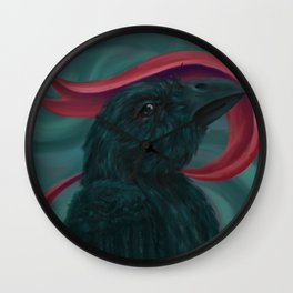 the Crowe Wall Clock