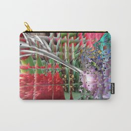 Glitchflowers 2.9 Carry-All Pouch
