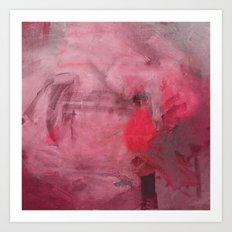 O Cravo e a Rosa Art Print