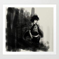 Nico di Angelo Art Print