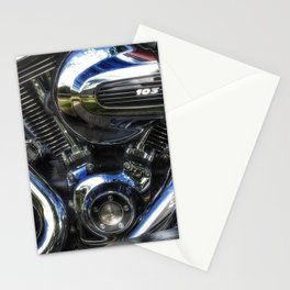 Power and Pipes Stationery Cards