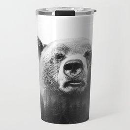 Big Bear #3 Travel Mug