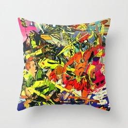 Nabisama Throw Pillow