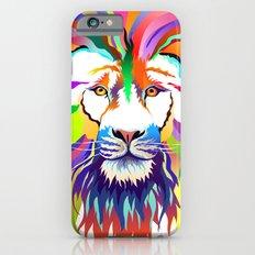 The Lion of Technicolor Slim Case iPhone 6s