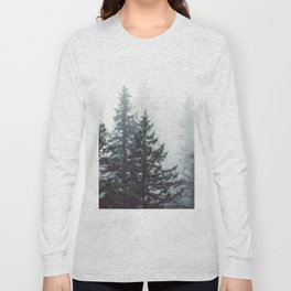 Deep in the Wild - Nature Photography Long Sleeve T-shirt