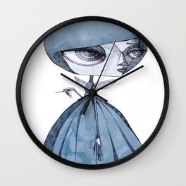 lighter please... Wall Clock