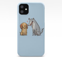 Lady & the Tramp iPhone Case