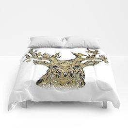 Hirsch gold Comforters