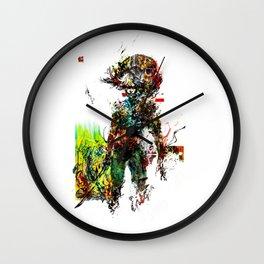 MGS Raiden Wall Clock