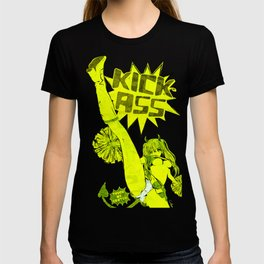 SUPER HIGH KICK!! T-shirt