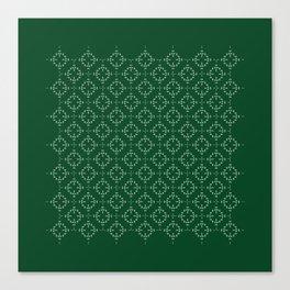 Arabic Pattern WG Canvas Print