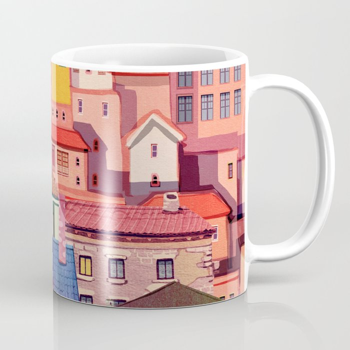 a city Coffee Mug