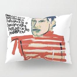 Basquiat Picasso Pillow Sham