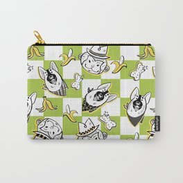 Monkey & Dog Carry-All Pouch