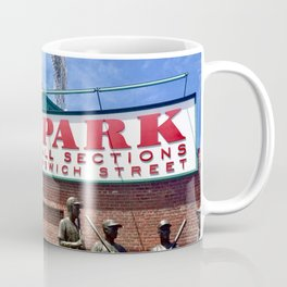 FENWAY SIGN Coffee Mug