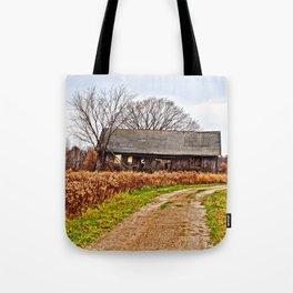 Wisconsin Old Barn 2 Tote Bag