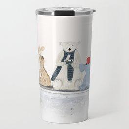 little big surfboard Travel Mug