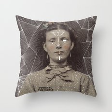 #00 untitled Throw Pillow