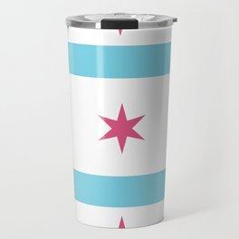 Chicago remix Travel Mug