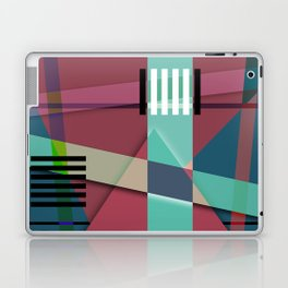 Abstract #410 Laptop & iPad Skin