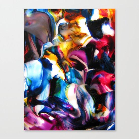 Infinity Tourist Canvas Print