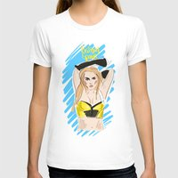 britney T-shirts featuring Britney Spears by IssaBlack