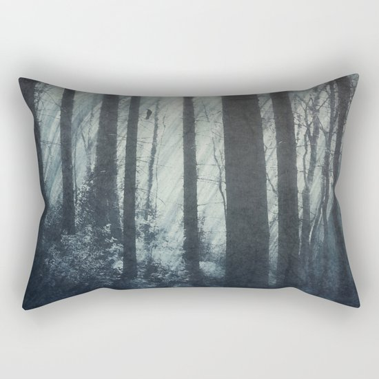Glass Light Forest Rectangular Pillow
