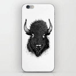 American Buffalo iPhone Skin