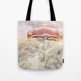 Follow Your Dreams Square Tote Bag