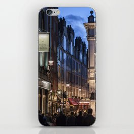 Live in London iPhone Skin
