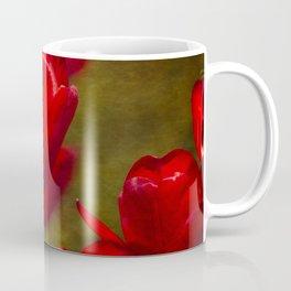 Springing Up Tulips Coffee Mug