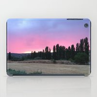 madrid iPad Cases featuring atardecer Madrid by Maritserg