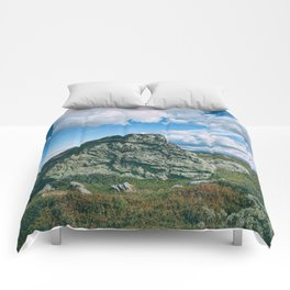 Mountains #4 Comforters