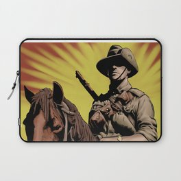 Australian Light Horse soldier Laptop Sleeve