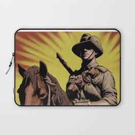 Australian Light Horse soldier Laptop Sleeve