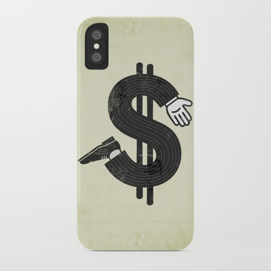 Costs an Arm & a Leg! iPhone Case
