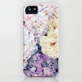 All the Flowers iPhone Case