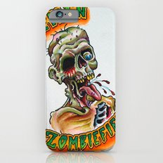 Zombiefied iPhone 6s Slim Case